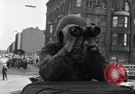 Image of Tank poised Berlin Crisis Berlin West Germany, 1961, second 12 stock footage video 65675034222