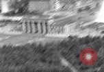 Image of Brandenburg Gate Berlin West Germany, 1961, second 1 stock footage video 65675034227