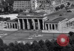 Image of Brandenburg Gate Berlin West Germany, 1961, second 7 stock footage video 65675034227