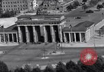 Image of Brandenburg Gate Berlin West Germany, 1961, second 10 stock footage video 65675034227