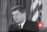 Image of John F Kennedy Washington DC USA, 1961, second 1 stock footage video 65675034235