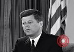 Image of John F Kennedy Washington DC USA, 1961, second 3 stock footage video 65675034235