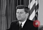 Image of John F Kennedy Washington DC USA, 1961, second 6 stock footage video 65675034235
