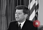 Image of John F Kennedy Washington DC USA, 1961, second 7 stock footage video 65675034235