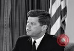 Image of John F Kennedy Washington DC USA, 1961, second 8 stock footage video 65675034235
