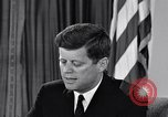 Image of John F Kennedy Washington DC USA, 1961, second 10 stock footage video 65675034235