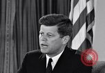 Image of John F Kennedy Washington DC USA, 1961, second 11 stock footage video 65675034235