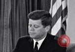 Image of John F Kennedy Washington DC USA, 1961, second 12 stock footage video 65675034235