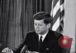 Image of John F Kennedy Washington DC USA, 1961, second 1 stock footage video 65675034236