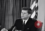 Image of John F Kennedy Washington DC USA, 1961, second 5 stock footage video 65675034236