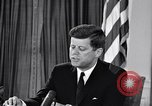 Image of John F Kennedy Washington DC USA, 1961, second 7 stock footage video 65675034236
