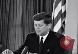 Image of John F Kennedy Washington DC USA, 1961, second 11 stock footage video 65675034236
