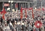 Image of May Day Parade East Berlin Germany, 1961, second 1 stock footage video 65675034243