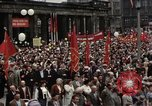 Image of May Day Parade East Berlin Germany, 1961, second 2 stock footage video 65675034243