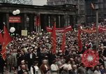 Image of May Day Parade East Berlin Germany, 1961, second 3 stock footage video 65675034243