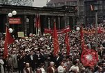 Image of May Day Parade East Berlin Germany, 1961, second 4 stock footage video 65675034243
