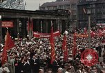 Image of May Day Parade East Berlin Germany, 1961, second 6 stock footage video 65675034243