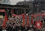 Image of May Day Parade East Berlin Germany, 1961, second 7 stock footage video 65675034243