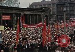 Image of May Day Parade East Berlin Germany, 1961, second 8 stock footage video 65675034243