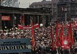 Image of May Day Parade East Berlin Germany, 1961, second 11 stock footage video 65675034243