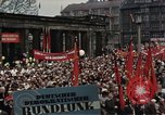 Image of May Day Parade East Berlin Germany, 1961, second 12 stock footage video 65675034243