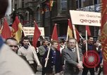 Image of May Day parade East Berlin Germany, 1961, second 4 stock footage video 65675034244