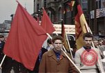 Image of May Day parade East Berlin Germany, 1961, second 7 stock footage video 65675034244