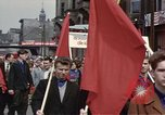 Image of May Day parade East Berlin Germany, 1961, second 9 stock footage video 65675034244
