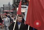 Image of May Day parade East Berlin Germany, 1961, second 10 stock footage video 65675034244