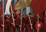 Image of May Day Parade East Berlin Germany, 1961, second 4 stock footage video 65675034246