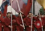 Image of May Day Parade East Berlin Germany, 1961, second 5 stock footage video 65675034246