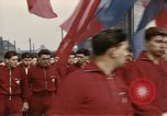 Image of May Day Parade East Berlin Germany, 1961, second 7 stock footage video 65675034246