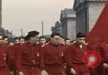 Image of May Day Parade East Berlin Germany, 1961, second 8 stock footage video 65675034246