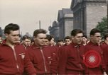 Image of May Day Parade East Berlin Germany, 1961, second 9 stock footage video 65675034246
