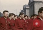 Image of May Day Parade East Berlin Germany, 1961, second 10 stock footage video 65675034246