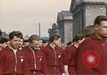 Image of May Day Parade East Berlin Germany, 1961, second 11 stock footage video 65675034246