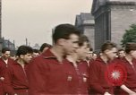 Image of May Day Parade East Berlin Germany, 1961, second 12 stock footage video 65675034246