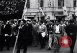 Image of students riots Peru, 1961, second 8 stock footage video 65675034251