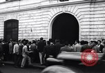 Image of students riots Peru, 1961, second 12 stock footage video 65675034251