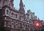 Image of John F Kennedy Paris France, 1961, second 2 stock footage video 65675034256
