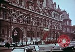Image of John F Kennedy Paris France, 1961, second 4 stock footage video 65675034256