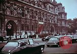 Image of John F Kennedy Paris France, 1961, second 5 stock footage video 65675034256