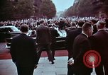 Image of John F Kennedy Paris France, 1961, second 12 stock footage video 65675034256