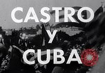 Image of Fidel Castro and violent revolution in Cuba Cuba, 1953, second 10 stock footage video 65675034272