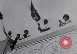 Image of Cubans celebrate takeover by Fidel Castro revolutionaries Havana Cuba, 1959, second 1 stock footage video 65675034277