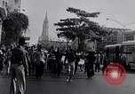 Image of Cubans celebrate takeover by Fidel Castro revolutionaries Havana Cuba, 1959, second 5 stock footage video 65675034277