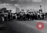 Image of Cubans celebrate takeover by Fidel Castro revolutionaries Havana Cuba, 1959, second 8 stock footage video 65675034277