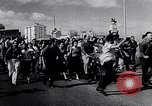 Image of Cubans celebrate takeover by Fidel Castro revolutionaries Havana Cuba, 1959, second 11 stock footage video 65675034277