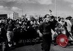 Image of Cubans celebrate takeover by Fidel Castro revolutionaries Havana Cuba, 1959, second 12 stock footage video 65675034277