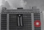 Image of Soviet Statesman Anastas Mikoyan visits Cuba after revolution Havana Cuba, 1959, second 7 stock footage video 65675034280